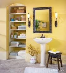 bathroom closet designs bathroom closet shelving easyclosets best