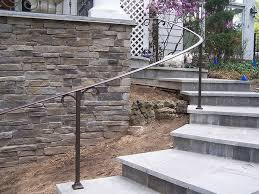 stairs outstanding outside handrails marvellous outside