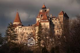 castle bran of dracula transylvania the vampire series gothic