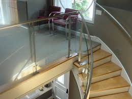 Glass Banister Kits Glass Railing U0026 Fencing Orange County Ca Interior U0026 Exterior