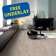 Classic Laminate Flooring Quick Step 8mm Classic Clm1405 Old Oak Light Grey Laminate Flooring