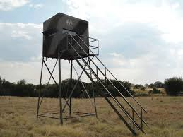 Potbelly Blinds Tower Blinds Deer Hunting Texas Hunting Forum