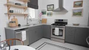 interior design u2014 small u0026 fun urban farmhouse kitchen design youtube