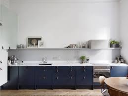 Scandinavian Kitchen Designs by Kitchen Grey Modern Kitchen Design The Swedish Bakery London