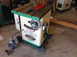 Wood Saw Table Wood Tools And Thoughts Setting Up A Grizzly G0691 Table Saw