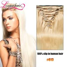 Indian Remy Human Hair Clip In Extensions by Single Strand Clip Hair Extension Single Strand Clip Hair