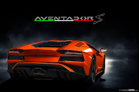 Lamborghini Aventador Tail Lights - is this how the lamborghini aventador s will look