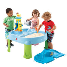Home Depot Sand Box Splash And Scoop Bay Playset 726700 The Home Depot