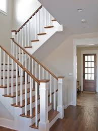 Banister Styles 23 Pretty Painted Stairs Ideas To Inspire Your Home Craftsman