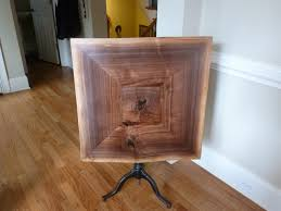Antique Oak Drafting Table by Live Edge Table On Antique Drafting Table Base Ashevillewood Com