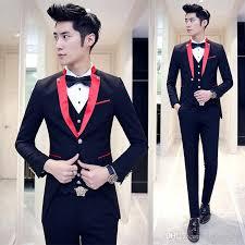 2017 latest coat pant designs wedding men suits tuxedo dress suits