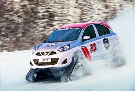 nissan micra race car nissan announces nissan micra warrior trophy subcompact culture