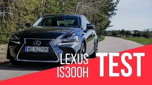 lexus is300h cvt lexus is300h test 4k youtube