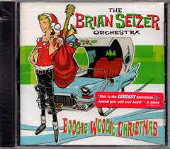 the brian setzer orchestra boogie woogie cd album