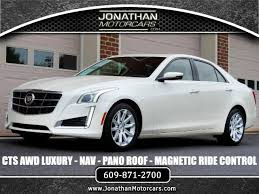 2014 cadillac cts awd 2014 cadillac cts sedan 2 0t luxury collection stock 124582 for