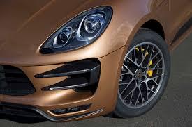 porsche macan turbo test 2015 porsche macan review automobile magazine