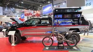 joe gibbs racing motocross 2013 sema auto show toyota let u0027s go moto tundra auto moto