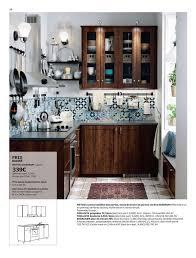 ikea cuisine en bois cuisine ikea coup d oeil sur le nouveau catalogue 2017 côté