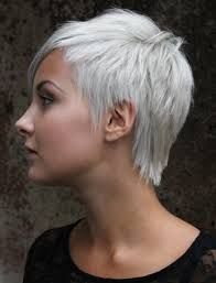coupe pour cheveux gris coupes de cheveux courts 5 styles d été