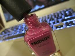candy talks beauty review the face shop trendy nails basic