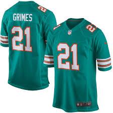 nfl shop black friday sales brent grimes miami dolphins nike alternate game jersey aqua