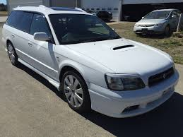white subaru wagon 1998 subaru legacy wagon gt twin turbo awd for sale subaru