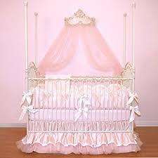 Bed Skirt For Crib Pink Princess Tutu Bed Skirt Crib Skirt Baby