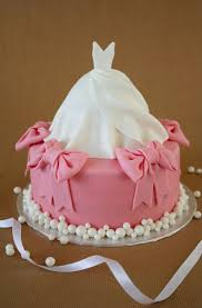 bridal shower cake by painted by cakes party pinterest