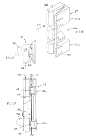 What Is A Lateral Filing Cabinet by Patent Us7063398 Interlock Mechanism For Lateral File Cabinets