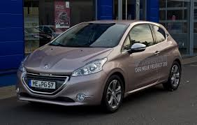 persho cars peugeot 208 archives the truth about cars