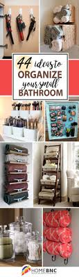 creative storage ideas for small bathrooms best 25 bathroom storage solutions ideas on diy
