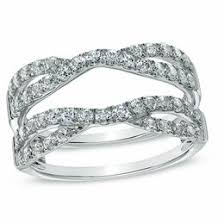 engagement ring enhancers solitaire enhancers rings zales