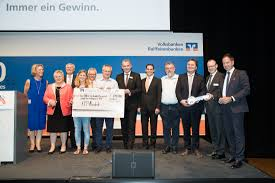 Volksbank Baden Vrmobile Der Volksbanken Raiffeisenbanken Zum Jubiläum 1 000