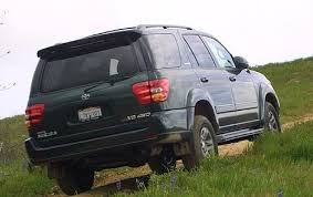 toyota sequoia seating capacity used 2001 toyota sequoia for sale pricing features edmunds