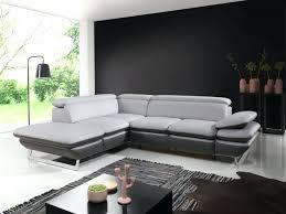discount canapé meuble canape lit canapac convertible prestige limon argent sb