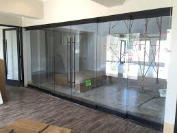 glass wall door systems m i glass inc houston
