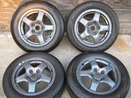 nissan skyline stud pattern ca for sale skyline r32 240sx s15 s14 wheels with michelin tires