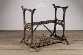 Antique Singer Sewing Machine Table Vintage Singer Sewing Machine Table Base