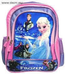 Jual Beg beg frozen sangat cantik murah disini my