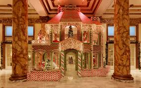 the best hotel gingerbread houses travel leisure