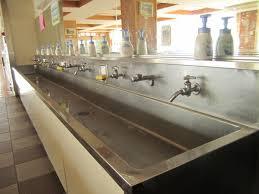 cast iron trough sink vintage cast iron trough sink boston read write fashionable