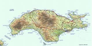 Asia Minor Map 10 Places Not To Miss In Samos Island