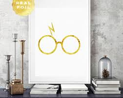 harry potter decor etsy