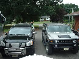 armada jeep nissan h2 vs jeep great video and thread nissan titan forum