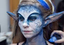 Fx Makeup Schools Elf Special Effects Makeup M A K E U P Pinterest Elves