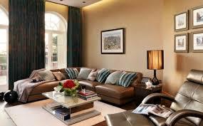 canapé cuir style anglais idée déco salon de style anglais pour atmosphère élégante house