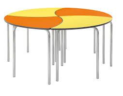 leaf classroom table desk classroom furniture
