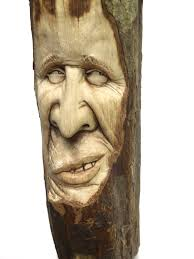 Ohio State Home Decor Wood Spirit Wood Carving Joshcarteart