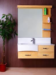 Bamboo Bathroom Cabinet Lovable Bamboo Bathroom Cabinet For Home Design Inspiration With