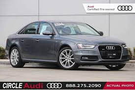 audi the car used audi pre owned cars in ca serving huntington